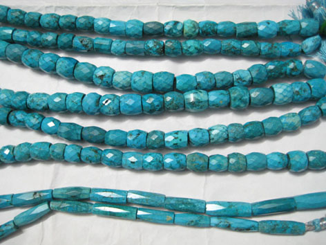 Turquoise Beads, Gemstone Beads Strands