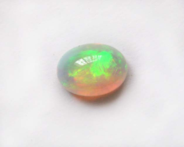Natural Fire Opal Cabochons
